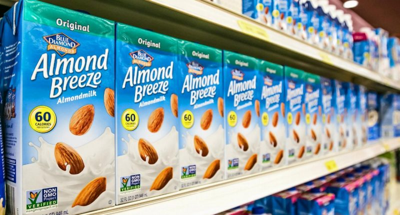 Freedom Foods (ASX:FNP) takes Almond Breeze manufacturer to court